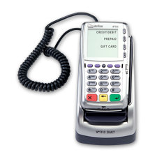 Verifone's Countertop Solutions